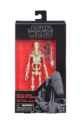 Picture of Star Wars Black Series Figura 2019 Battle Droid 15 cm