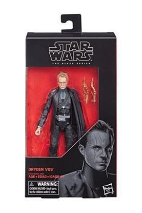 Picture of Star Wars Black Series Figura 2019 Dryden Vos 15 cm