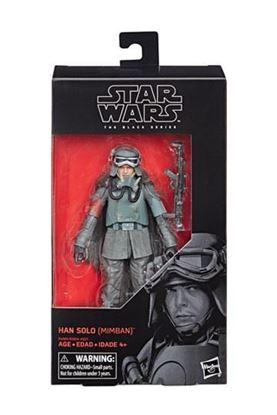 Picture of Star Wars Black Series Figura 2019 Han Solo Mudtrooper 15 cm