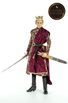 Picture of Juego de Tronos Figura 1/6 King Joffrey Baratheon Deluxe Version 29 cm