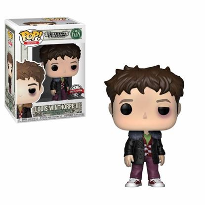 Picture of Trading Places Figura POP! Movies Vinyl Louis Beat Up Special Edition 9 cm