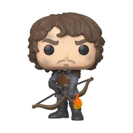 Picture of Juego de Tronos POP! Television Vinyl Figura Theon w/Flamming Arrows 9 cm