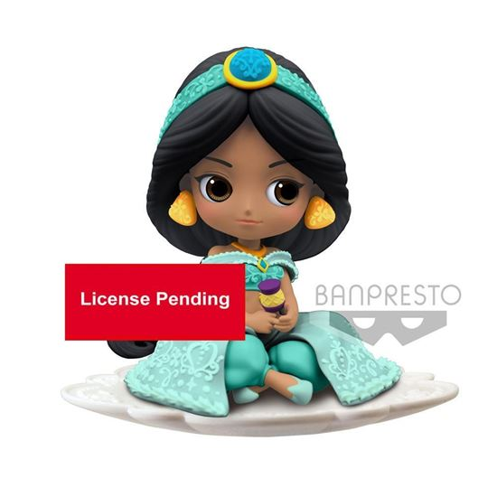 Picture of Figura Q Posket Jasmine (Normal Colour Version) 9 cm