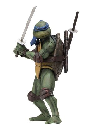 Picture of Tortugas Ninja Pack 4 Figuras 18 cm