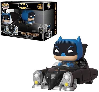Picture of Batman 80th POP! Rides Vinyl Figura 1950 Batmobile 15 cm