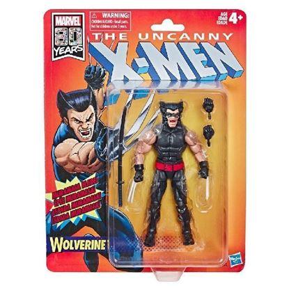 Picture of Marvel Legends Retro Figura Wolverine 15 cm