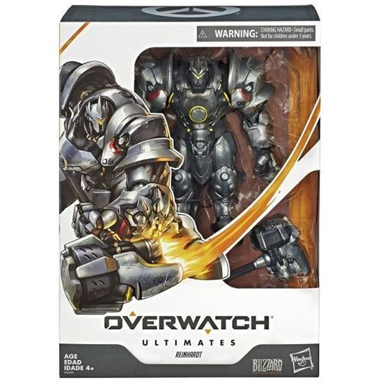 Picture of Overwatch Ultimates Figura Reinhardt 20 cm