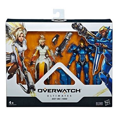 Picture of Overwatch Ultimates Figuras Dual Pack Mercy y Pharah 15 cm