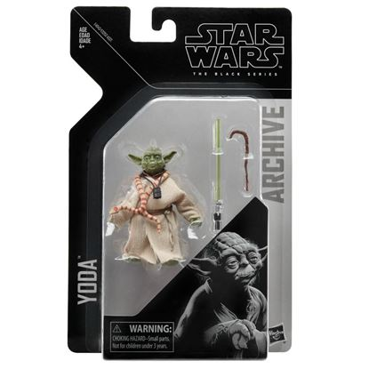 Picture of Star Wars Black Series Archive Figura 15 cm Wave 2 Yoda