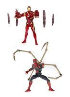 Picture of Marvel Legends Pack de 2 Figuras Iron Spider & Iron Man 80 Aniversario 15 cm