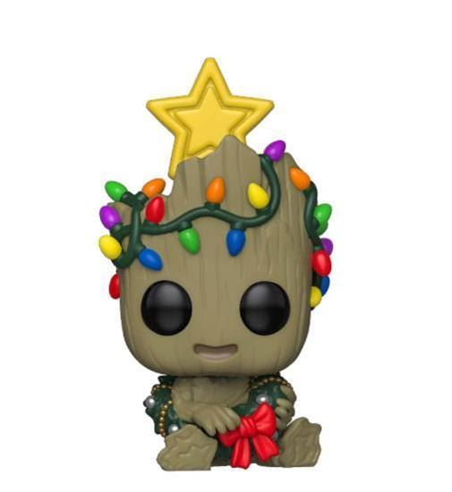 Picture of Marvel Holiday Figura POP! Marvel Vinyl Groot 9 cm