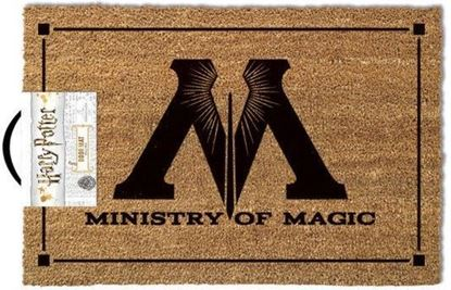 Picture of Felpudo Ministry of Magic 40 x 60 cm - Harry Potter