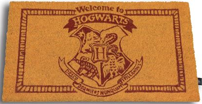 Picture of Felpudo Welcome to Hogwarts 43 x 72 cm - Harry Potter