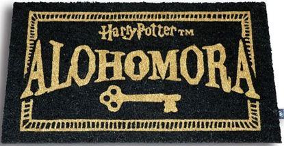 Picture of Felpudo Alohomora 43 x 72 cm - Harry Potter