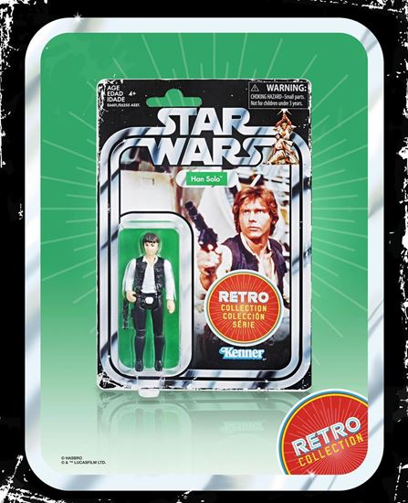 Picture of Star Wars Retro Collection Han Solo