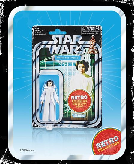 Picture of Star Wars Retro Collection Leia