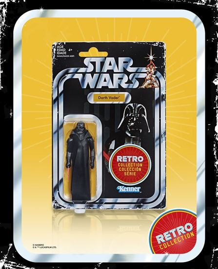Picture of Star Wars Retro Collection Darth Vader
