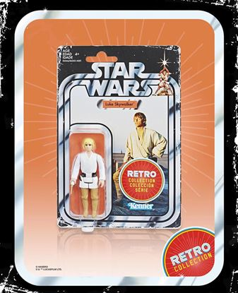 Picture of Star Wars Retro Collection Luke Skywalker