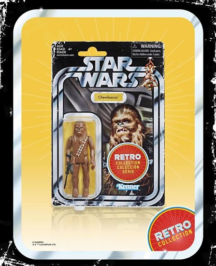 Picture of Star Wars Retro Collection Chewbacca
