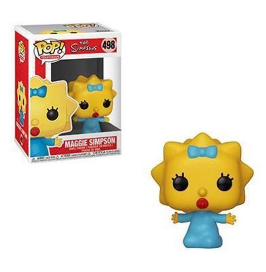 Picture of Los Simpson Figura POP! TV Vinyl Maggie 9 cm
