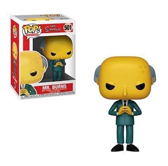 Picture of Los Simpson Figura POP! TV Vinyl Mr. Burns 9 cm