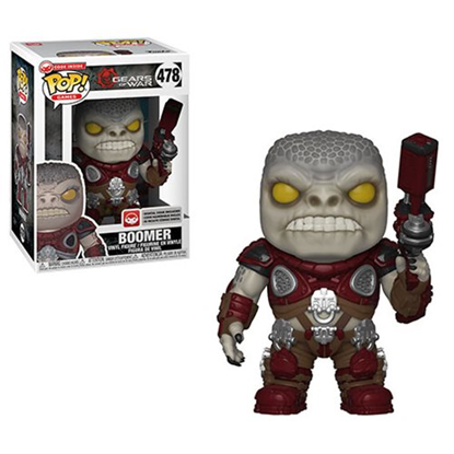Picture of Gears of War POP! Games Vinyl Figura Boomer 9 cm