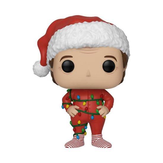 Picture of ¡Vaya Santa Claus! POP! Disney Vinyl Figura Santa w/Lights 9 cm. DISPONIBLE APROX: NOVIEMBRE 2019