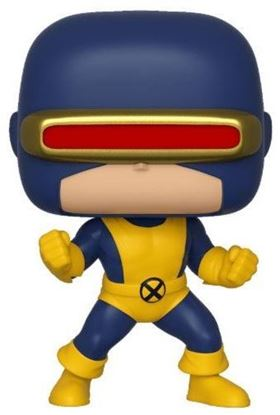 Picture of Marvel 80th POP! Heroes Vinyl Figura Cyclops (First Appearance) 9 cm