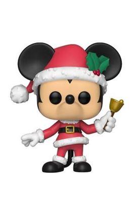 Picture of Disney Holiday POP! Disney Vinyl Figura Mickey 9 cm