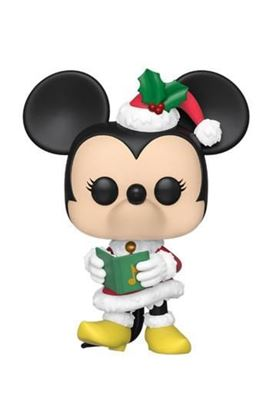 Picture of Disney Holiday POP! Disney Vinyl Figura Minnie 9 cm DISPONIBLE APROX: DICIEMBRE 2019