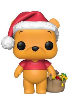 Picture of Disney Holiday POP! Disney Vinyl Figura Winnie the Pooh 9 cm DISPONIBLE APROX: DICIEMBRE 2019