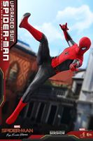 Picture of Spider-Man: Far from Home Figura Movie Masterpiece 1/6 Spider-Man (Upgraded Suit) 29 cm