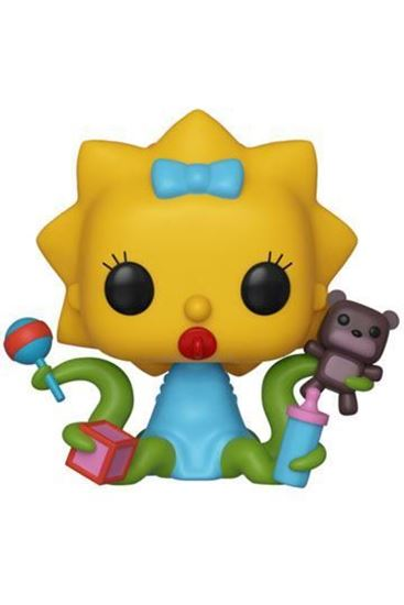 Picture of Los Simpson Figura POP! TV Vinyl Alien Maggie 9 cm