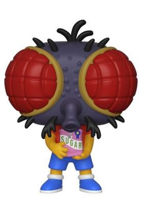 Picture of Los Simpson Figura POP! TV Vinyl Fly Boy Bart 9 cm