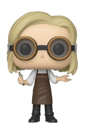 Picture of Doctor Who Figura POP! TV Vinyl 13th Doctor 9 cm