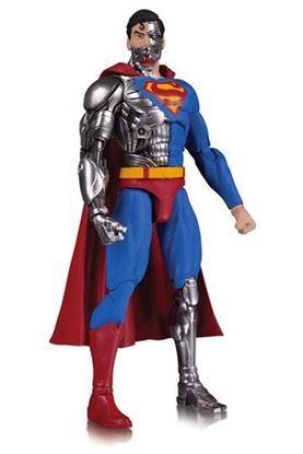 Picture of DC Essentials Figura Cyborg Superman 17 cm