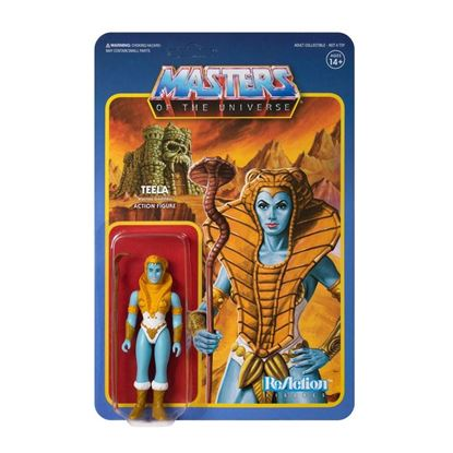 Picture of Masters of the Universe Figura ReAction Teela (Shiva) 10 cm