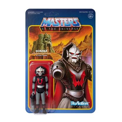 Picture of Masters of the Universe Figura ReAction Hordak (Grey) 10 cm