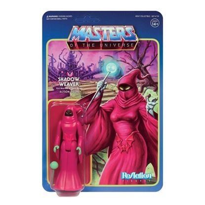 Picture of Masters of the Universe Figura ReAction Wave 5 Shadow Weaver 10 cm
