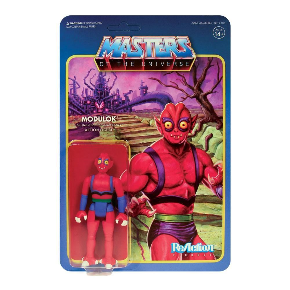 Super7 Modulok 18 cm Action Figure Masters of the Universe He-Man