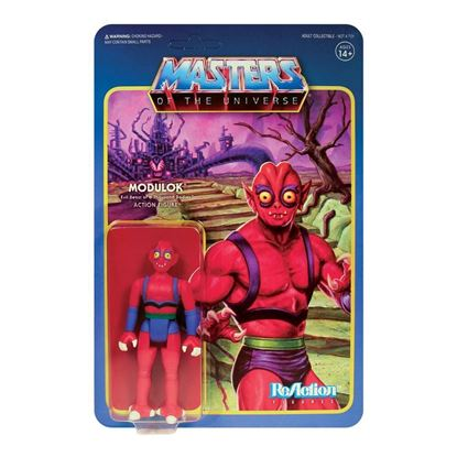 Picture of Masters of the Universe Figura ReAction Wave 5 Modulok A 10 cm