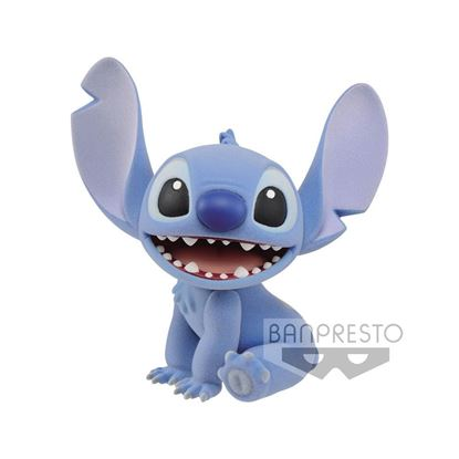 Picture of Disney Minifigura Fluffy Puffy Stitch 9 cm