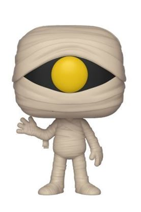 Picture of Pesadilla antes de Navidad Figura POP! Movies Vinyl Mummy Boy 9 cm.