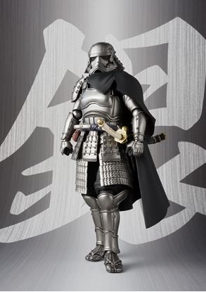 Picture of Star Wars Figura Meisho Movie Realization Ashigaru Taisho Captain Phasma 18 cm