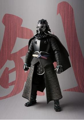 Picture of Star Wars Figura Meisho Movie Realization Samurai Kylo Ren 18 cm