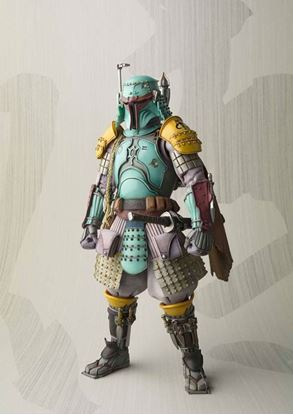 Picture of Star Wars Figura Meisho Movie Realization Ronin Boba Fett 17 cm