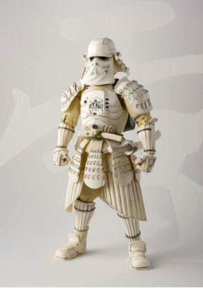 Picture of Star Wars Figura Meisho Movie Realization Kanreichi Ashigaru Snowtrooper Tamashii Web Exclusive 17 cm