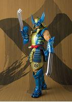 Picture of Marvel Figura Meisho Manga Realization Muhomono Wolverine 18 cm