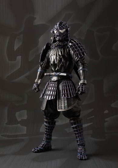 Picture of Marvel Comics Figura Meisho Manga Realization Onmitsu Black Spider-Man 19 cm