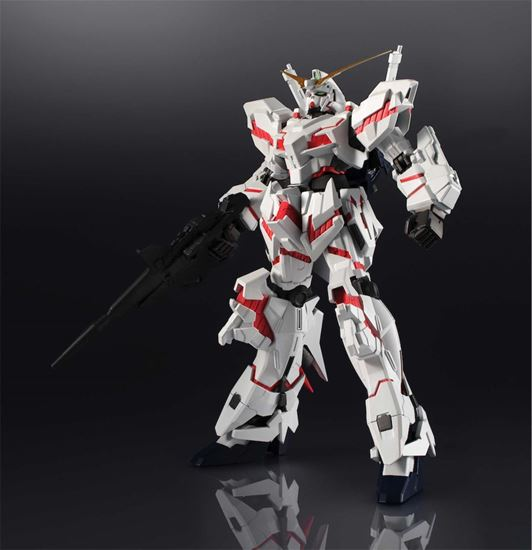 Picture of RX-0 Unicorn Gundam 40th Anniversary Figura 16cm Mobile Suit Gundam Universe